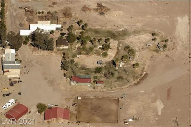 2417 E Anvil Road, Amargosa, NV 89020 (MLS #2289580) :: Hebert Group | eXp Realty