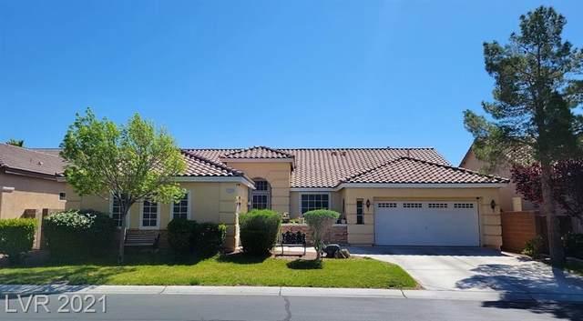 7224 Dusty Cloud Street, Las Vegas, NV 89149 (MLS #2289584) :: Jeffrey Sabel