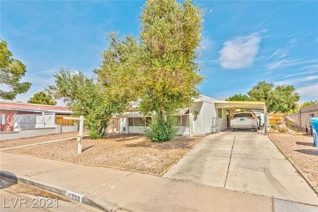 256 Sir Phillip Street, Las Vegas, NV 89110 (MLS #2289594) :: Custom Fit Real Estate Group
