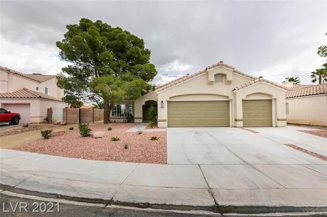 5308 Quail Rise Street, Las Vegas, NV 89130 (MLS #2289598) :: Signature Real Estate Group
