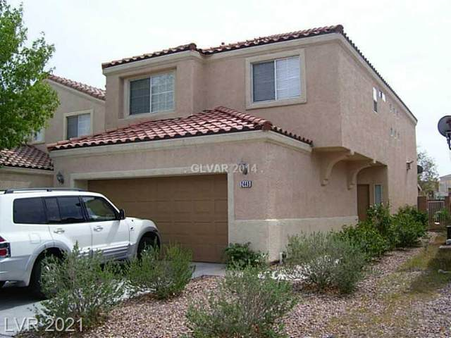 2445 Fresnal Canyon Avenue, Las Vegas, NV 89123 (MLS #2289604) :: Signature Real Estate Group