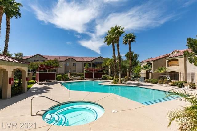 7885 W Flamingo Road #2112, Las Vegas, NV 89147 (MLS #2289610) :: Custom Fit Real Estate Group