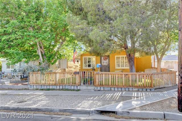 660 M Avenue, Boulder City, NV 89005 (MLS #2289628) :: Jeffrey Sabel