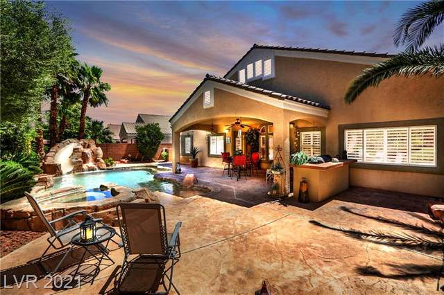 3212 Tanagrine Drive, North Las Vegas, NV 89084 (MLS #2289651) :: Signature Real Estate Group
