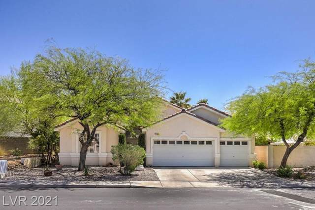 1280 Rolling Sunset Street, Henderson, NV 89052 (MLS #2289660) :: Vestuto Realty Group