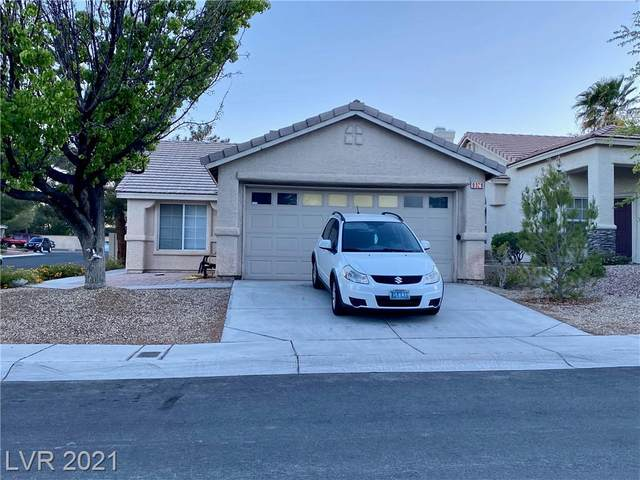 9829 Double Rock Drive, Las Vegas, NV 89134 (MLS #2289671) :: Signature Real Estate Group