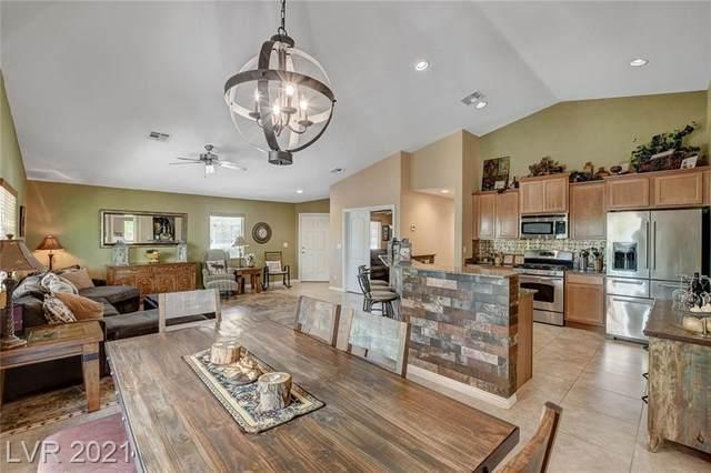 4525 Clipper Cove Court, North Las Vegas, NV 89031 (MLS #2289672) :: Signature Real Estate Group