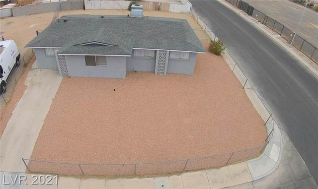 1728 W Nelson Avenue, North Las Vegas, NV 89032 (MLS #2289708) :: Signature Real Estate Group