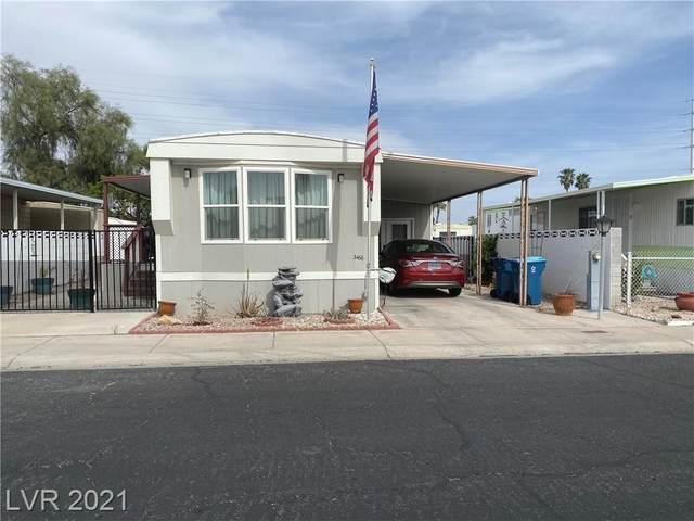 3466 Katmai Drive, Las Vegas, NV 89122 (MLS #2289709) :: Custom Fit Real Estate Group