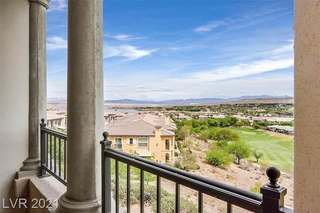 15 Via Visione #103, Henderson, NV 89011 (MLS #2289771) :: Custom Fit Real Estate Group