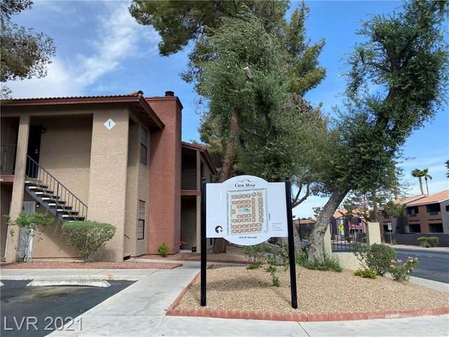 5576 W Rochelle Avenue 12B, Las Vegas, NV 89103 (MLS #2289785) :: The Shear Team