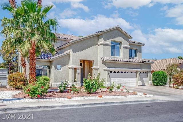 1744 Sand Storm Drive, Henderson, NV 89074 (MLS #2289794) :: Signature Real Estate Group