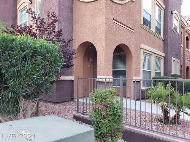 3975 N Hualapai Way #121, Las Vegas, NV 89129 (MLS #2289796) :: Custom Fit Real Estate Group