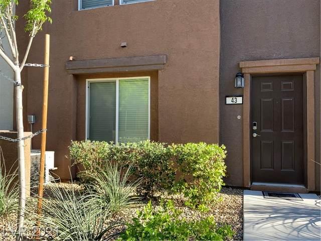 4650 Ranch House Road #43, North Las Vegas, NV 89031 (MLS #2289816) :: ERA Brokers Consolidated / Sherman Group