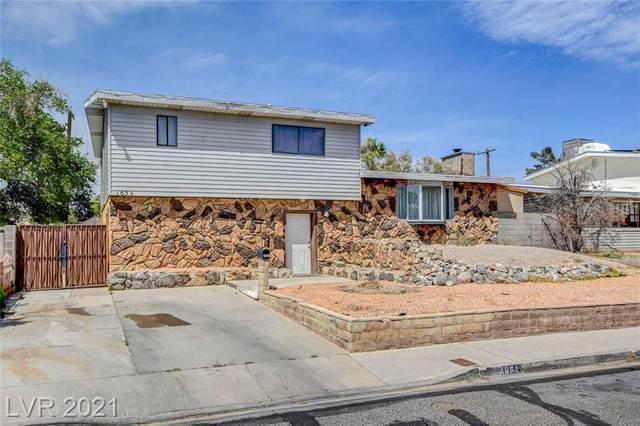 4654 Gabriel Drive, Las Vegas, NV 89121 (MLS #2289828) :: Custom Fit Real Estate Group