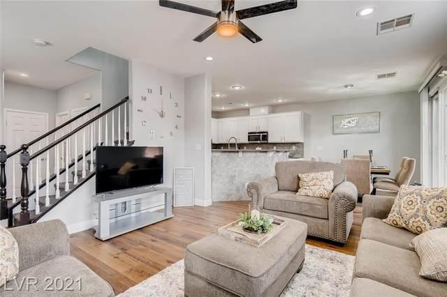 6250 W Arby Avenue #119, Las Vegas, NV 89118 (MLS #2289829) :: Galindo Group Real Estate