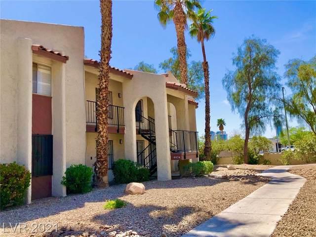 4454 W Desert Inn Road A, Las Vegas, NV 89102 (MLS #2289849) :: Jeffrey Sabel