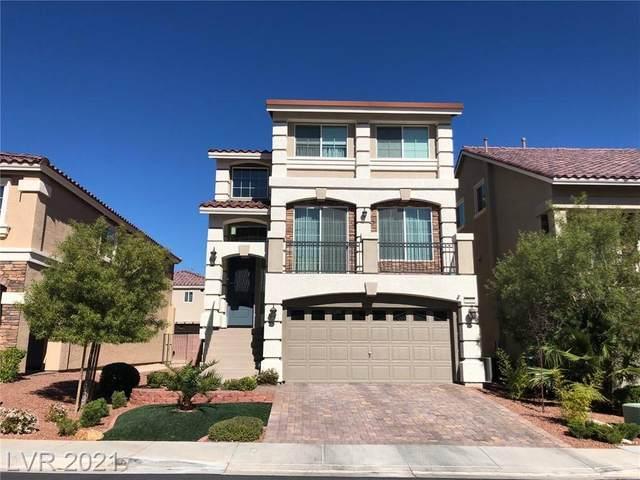 5968 Pirates Delight Avenue, Las Vegas, NV 89139 (MLS #2289853) :: Signature Real Estate Group
