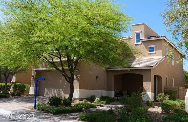 7738 Britton Rose Drive, Las Vegas, NV 89178 (MLS #2289860) :: Lindstrom Radcliffe Group