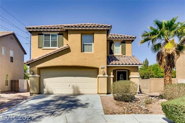 6209 Capehart Falls Street, North Las Vegas, NV 89081 (MLS #2289903) :: Signature Real Estate Group