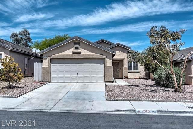 7920 Odysseus Avenue, Las Vegas, NV 89131 (MLS #2289905) :: Lindstrom Radcliffe Group