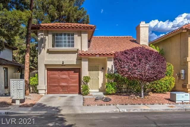 106 Boysenberry Lane, Henderson, NV 89074 (MLS #2289906) :: Signature Real Estate Group