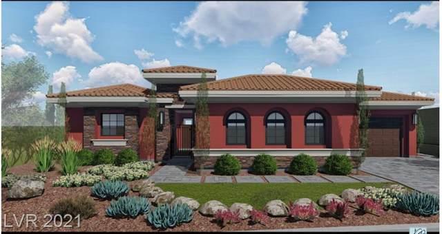 10 Camino La Venta Court, Henderson, NV 89011 (MLS #2289912) :: Signature Real Estate Group