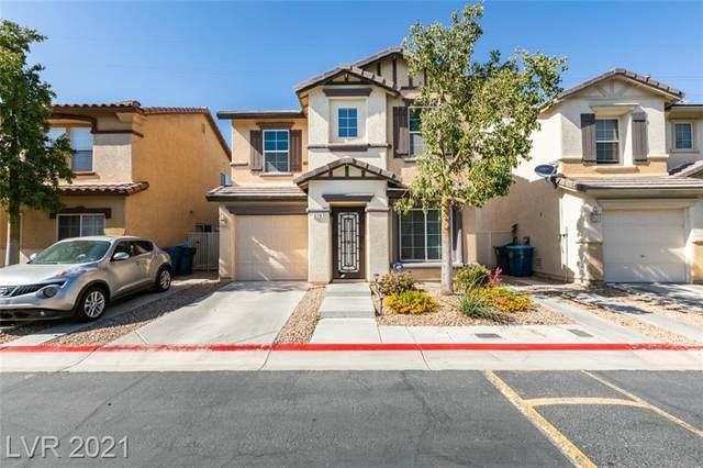 676 Quaint Acres Avenue, Las Vegas, NV 89183 (MLS #2289924) :: Lindstrom Radcliffe Group