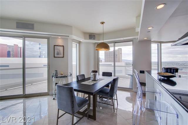 2747 Paradise Road #2206, Las Vegas, NV 89109 (MLS #2289948) :: Custom Fit Real Estate Group