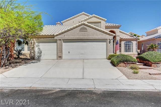 1640 Camarillo Drive, North Las Vegas, NV 89031 (MLS #2289954) :: Signature Real Estate Group