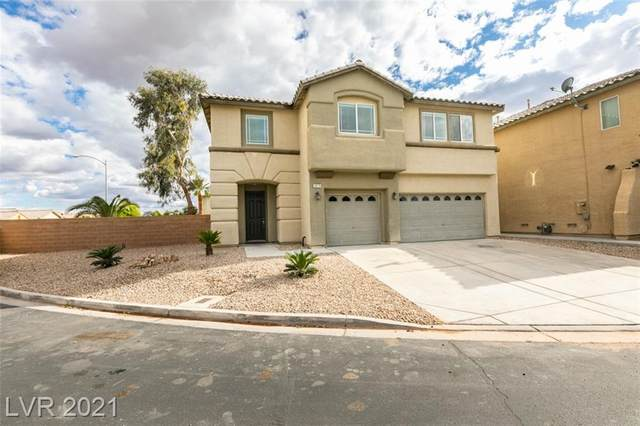 3573 Winter Wren Street, Las Vegas, NV 89122 (MLS #2289956) :: Signature Real Estate Group