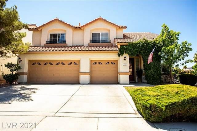 325 Doe Run Circle, Henderson, NV 89012 (MLS #2289998) :: Signature Real Estate Group