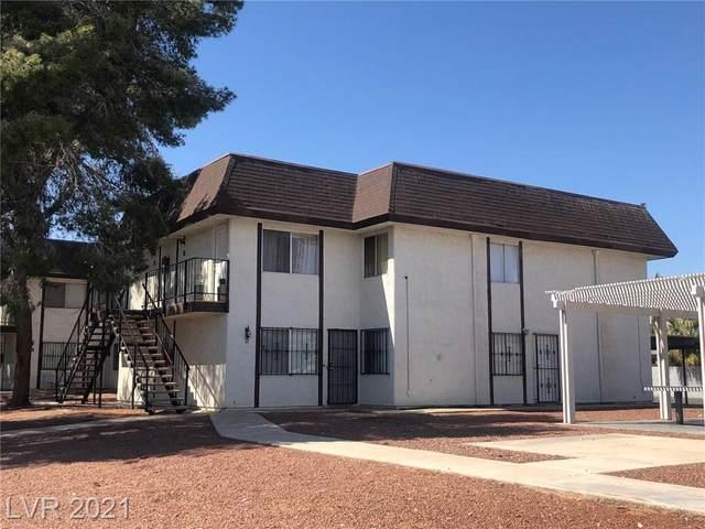 4316 Tara Avenue 3 (C), Las Vegas, NV 89102 (MLS #2290018) :: Custom Fit Real Estate Group