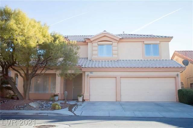 4452 Summers Shade Street, Las Vegas, NV 89147 (MLS #2290021) :: Signature Real Estate Group