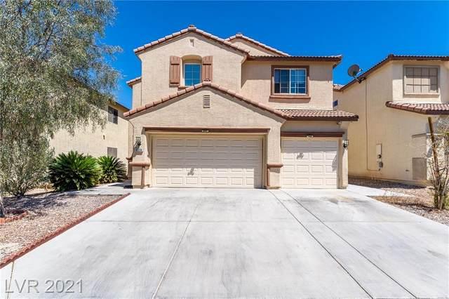 6934 Flowering Willow Street, Las Vegas, NV 89148 (MLS #2290033) :: Signature Real Estate Group