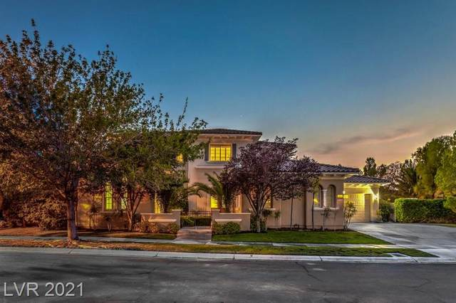 11965 Port Labelle Drive, Las Vegas, NV 89141 (MLS #2290044) :: Kypreos Team