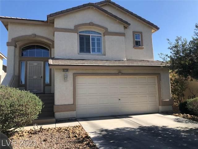 9239 Adamshurst Avenue, Las Vegas, NV 89148 (MLS #2290050) :: Vestuto Realty Group