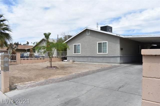 3616 E Nelson Avenue, North Las Vegas, NV 89030 (MLS #2290056) :: Galindo Group Real Estate