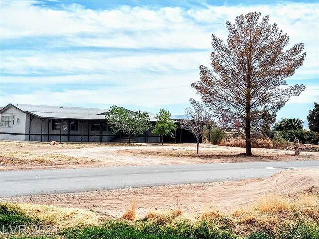 220 S Deer Street, Overton, NV 89040 (MLS #2290057) :: Signature Real Estate Group