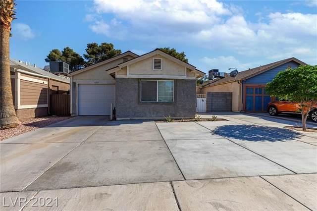 6761 Incline Avenue, Las Vegas, NV 89103 (MLS #2290063) :: Signature Real Estate Group