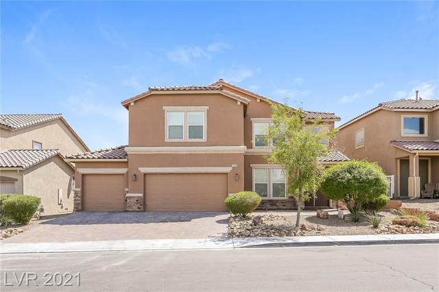 1209 Checkmark Avenue, North Las Vegas, NV 89032 (MLS #2290064) :: Signature Real Estate Group