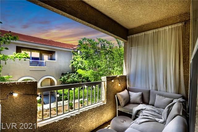 10001 Peace Way #2214, Las Vegas, NV 89147 (MLS #2290069) :: Signature Real Estate Group
