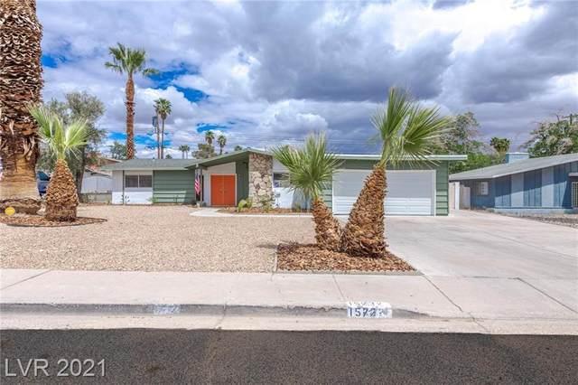 1572 Sombrero Drive, Las Vegas, NV 89169 (MLS #2290070) :: Team Michele Dugan