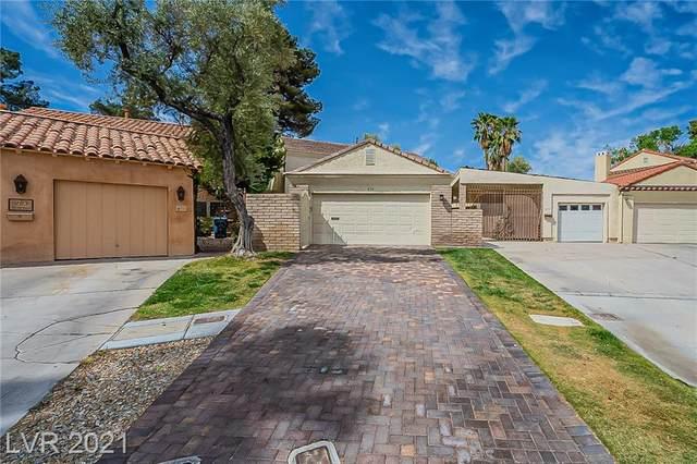 979 Bel Air Circle, Las Vegas, NV 89109 (MLS #2290076) :: Signature Real Estate Group