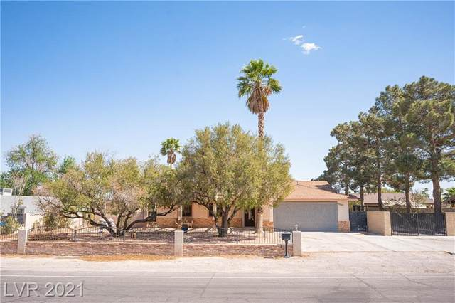 5509 Avenida Vaquero, Las Vegas, NV 89108 (MLS #2290102) :: Signature Real Estate Group