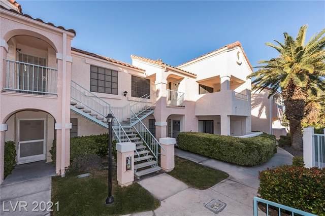 4805 S Torrey Pines Drive #203, Las Vegas, NV 89103 (MLS #2290114) :: Galindo Group Real Estate