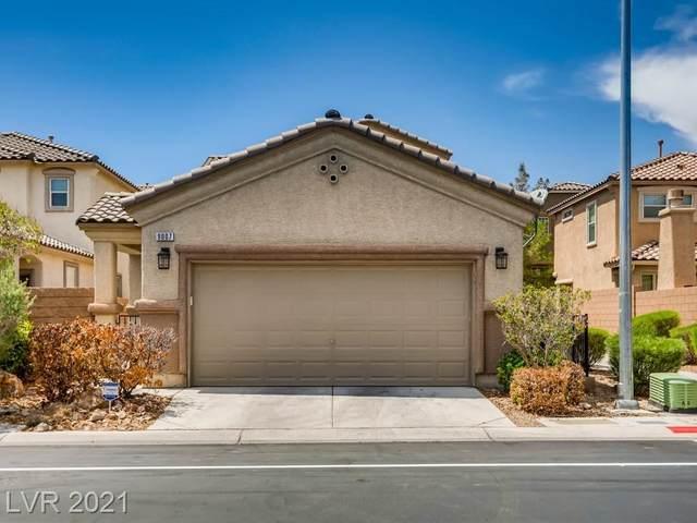 9007 Ellenbrook Street, Las Vegas, NV 89148 (MLS #2290121) :: Jack Greenberg Group