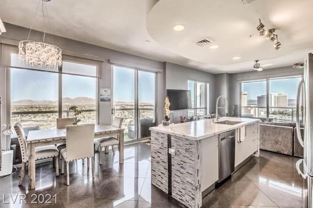 200 Sahara Avenue #1708, Las Vegas, NV 89102 (MLS #2290126) :: Custom Fit Real Estate Group