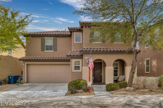 7163 Temecula Valley Avenue, Las Vegas, NV 89179 (MLS #2290127) :: Custom Fit Real Estate Group