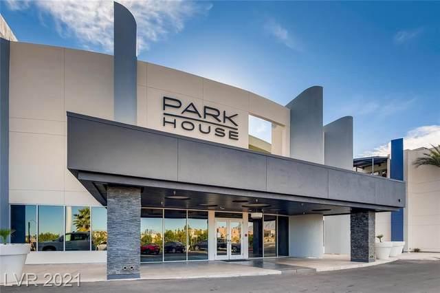 8925 W Flamingo Road #228, Las Vegas, NV 89147 (MLS #2290142) :: Custom Fit Real Estate Group